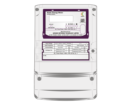 Smart Prepaid Electricity Meter (Single phase)